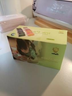 Lsushine Craft Ink Pad Stamps Partner Diy Color, 15 Colors F