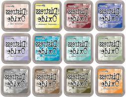 Tim Holtz Distress Oxide Ink Pad or ReInker - New Colors - q